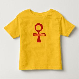 La camisa del chica del bebé de Habesha