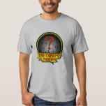 La camisa del logotipo del podcast de Curioso
