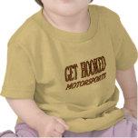 La camisa del niño con CONSIGUE EL MOTORSPORTS