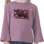 La camisa del niño del asilo de la flor de cerezo