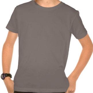 La camisa del niño para conseguir sucia consigue e
