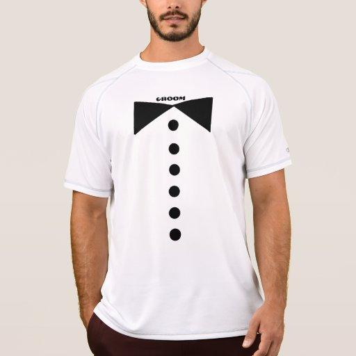 La camisa del novio - -