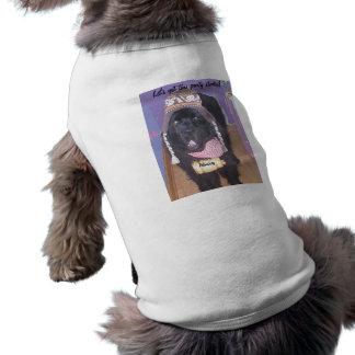 ¡La camisa del perro nos dejó conseguir este fiest Camisa De Perrito