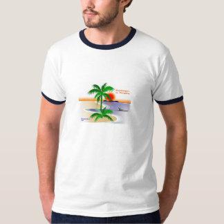 La camisa del tema para la Florida cierra el viaje