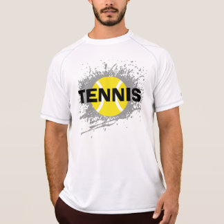 La camisa fresca del tenis para los hombres el |