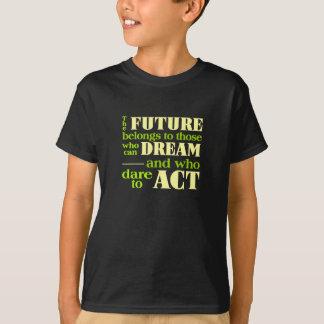 La camisa futura
