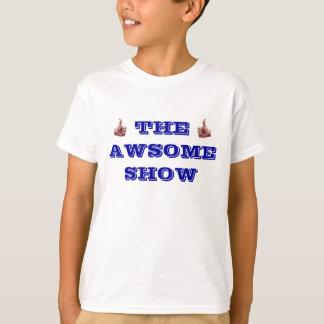 La camisa IMPRESIONANTE de la fan de la
