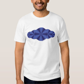 La camisa ligera de los hombres azules de la