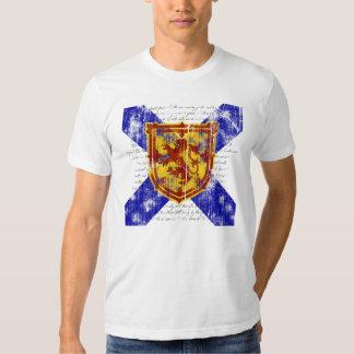 La camisa ligera de los hombres de Nueva Escocia