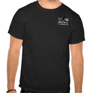 La camisa negra del efectivo de radio de Tutt