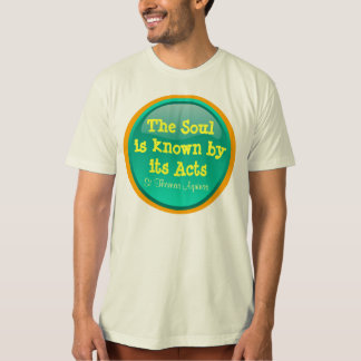 la camisa para hombre del alma