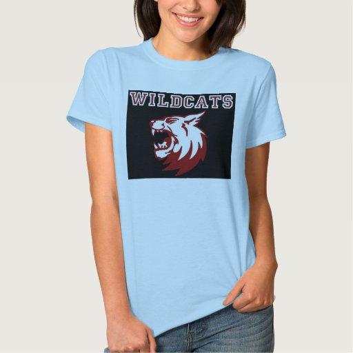 La camisa salvaje de Abby (v.2)