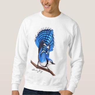 La camisa salvaje decidida de la urraca