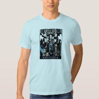 La camisa torcida del búho