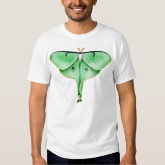 La camisa verde de la polilla de Luna