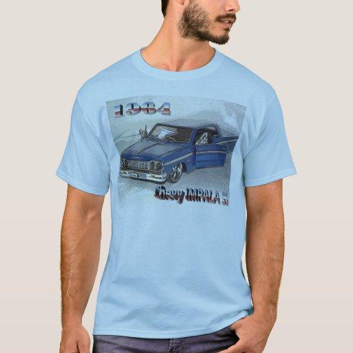 La camiseta 1964 de los hombres del IMPALA de