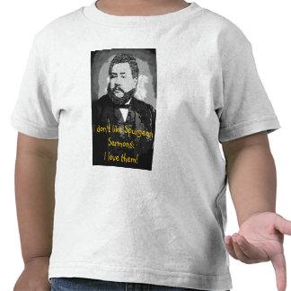 La camiseta #1 del niño esencial de Spurgeon