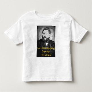 La camiseta #1 del niño esencial de Spurgeon Remeras