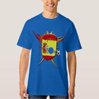 La camiseta alta de los hombres de la brecha del poleras