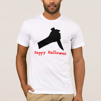La camiseta americana de los hombres del feliz