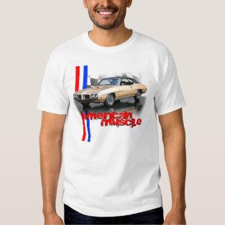 La camiseta americana del músculo de GTO Camisas