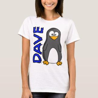 La camiseta básica de las mujeres de Dave