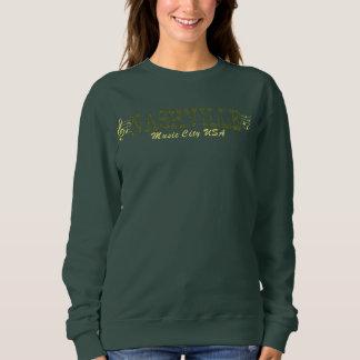 La camiseta básica de las mujeres de Nashville