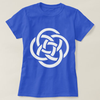 La camiseta básica de las mujeres de TCSPP
