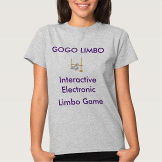 La camiseta básica de las mujeres GOGO del LIMBO Camisas