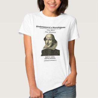 La camiseta básica de las mujeres poleras