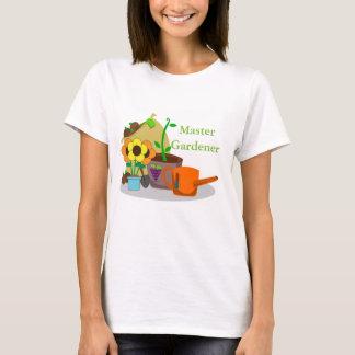 La camiseta básica de las mujeres principales del