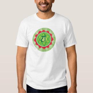La camiseta básica de los hombres de Anahata Remera