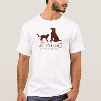 La camiseta básica de los hombres de LCAR