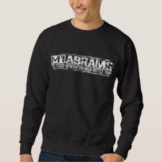 La camiseta básica de los hombres de M1 Abrams Sudadera