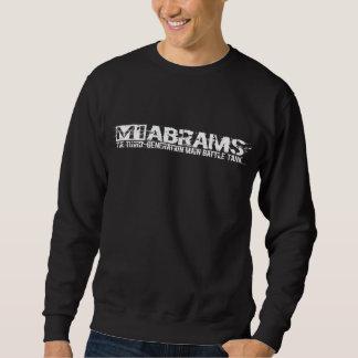 La camiseta básica de los hombres de M1 Abrams Sudaderas Encapuchadas