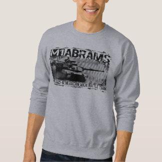 La camiseta básica de los hombres de M1 Abrams Suéter