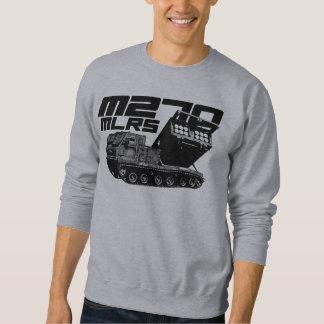 La camiseta básica de los hombres del MLRS M270 Suéter