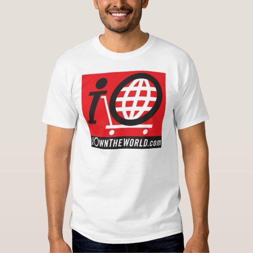La camiseta blanca de los hombres playeras