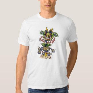 La camiseta blanca extranjera más impar playeras