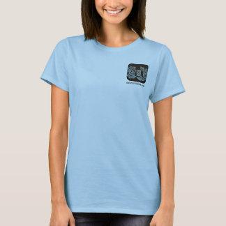 La camiseta cabida de las mujeres, ACL