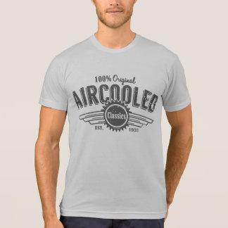La camiseta clásica refrigerada de los nuevos homb remera