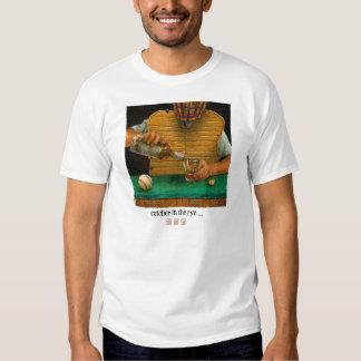 """La camiseta """"colector de las ampollas en el polera"""