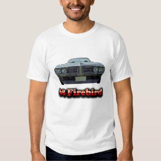 La camiseta de 68 hombres de Firebird Remeras