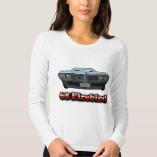 La camiseta de 68 mujeres de Firebird Playeras