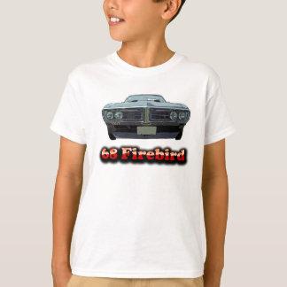 La camiseta de 68 niños de Firebird Poleras