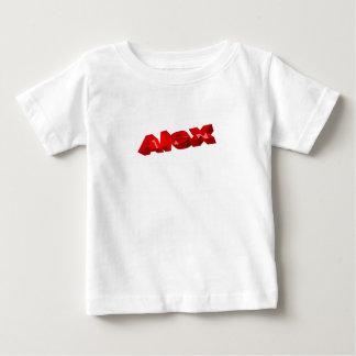 La camiseta de Alex