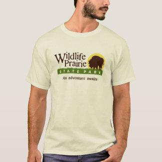 La camiseta de algodón de los hombres de WPSP