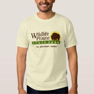 La camiseta de algodón de los hombres de WPSP Playera