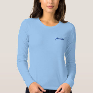 La camiseta de Annette Playera