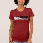 La camiseta de Digitaces de la mujer Underexposed